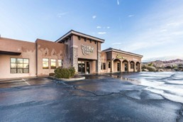 Commercial real estate photography in St George