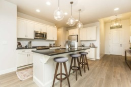 Real estate photography of home in St. George