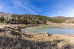Commercial real estate photography of Land in central Utah