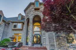 Real estate photography of a home in Salt Lake City, Utah