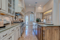 Real estate photography of the inside of a home in Henderson, Nevada