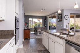 Real estate photography of a luxury home in Northern Utah