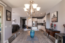 Real estate photography of a luxury home in Salt Lake
