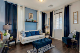 Real estate photography of a home in Las Vegas, NV