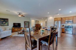 Real estate photography of a home in Las Vegas, Nevada